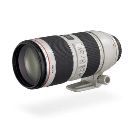 Canon EF 70 200mm f 2.8L IS II USM Hire