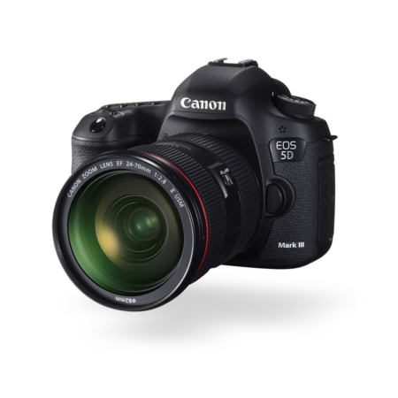 Canon EOS 5D Mark III Hire