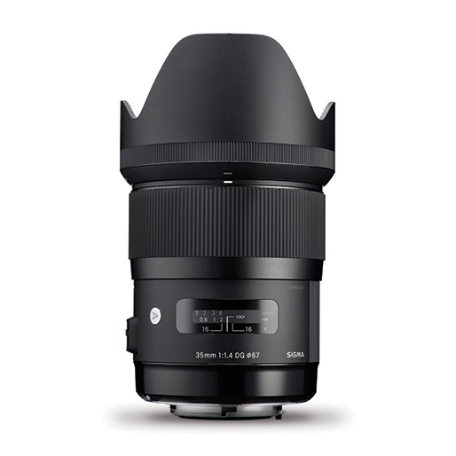 Hire Sigma 35mm 1.4 Art lens for Canon. Book Online today or call (03) 9725 3816. Hire cameras, lenses, flashes and audio gear. Including top brands: Canon, Nikon, Sigma and Rode. Available at Croydon Camera House.